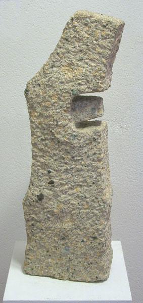 Bild Nr. 1221 — Bernhard Müller-Feyen (1931-2004): Archetyp (1993)