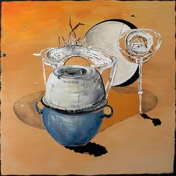 Bild Nr. 12364 — Andrea Lein (*1959): Feinkost (2015)