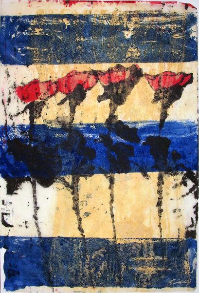 Bild Nr. 12893 — Ulrike Michaelis (1958-2015): Ohne Titel (Rosen)