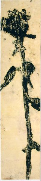 Bild Nr. 12896 — Ulrike Michaelis (1958-2015): Ohne Titel (Rose) (1997)