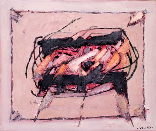 Bild Nr. 12975 — Josef Ebnöther (*1937): Herbstzeit