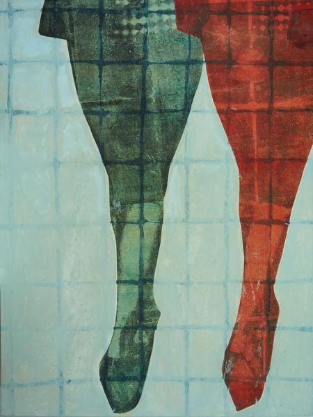 Bild Nr. 13337 — Ulrike Michaelis (1958-2015): Ohne Titel (2006)