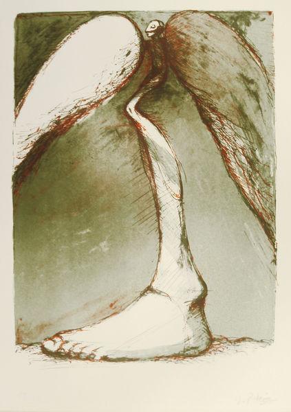 Bild Nr. 13846 — Helmut Rieger (1931-2014): Der Sturz. Belege zu einem Mythos.