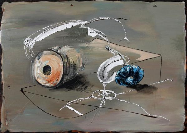 Bild Nr. 13898 — Andrea Lein (*1959): Nachrücker (2016)