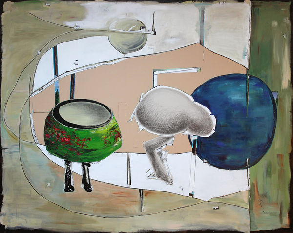Bild Nr. 13902 — Andrea Lein (*1959): Panorama (2016)