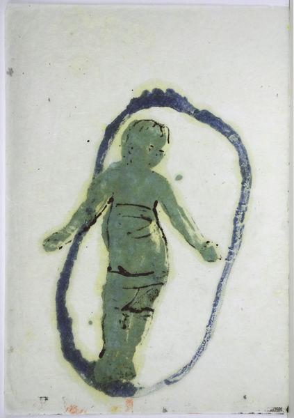 Bild Nr. 14017 — Ulrike Michaelis (1958-2015): Ohne Titel