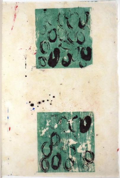 Bild Nr. 14022 — Ulrike Michaelis (1958-2015): Ohne Titel