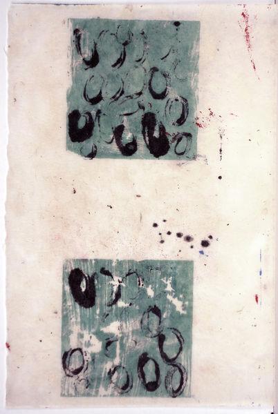 Bild Nr. 14023 — Ulrike Michaelis (1958-2015): Ohne Titel