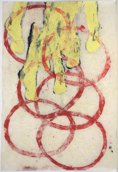 Bild Nr. 14029 — Ulrike Michaelis (1958-2015): Ohne Titel