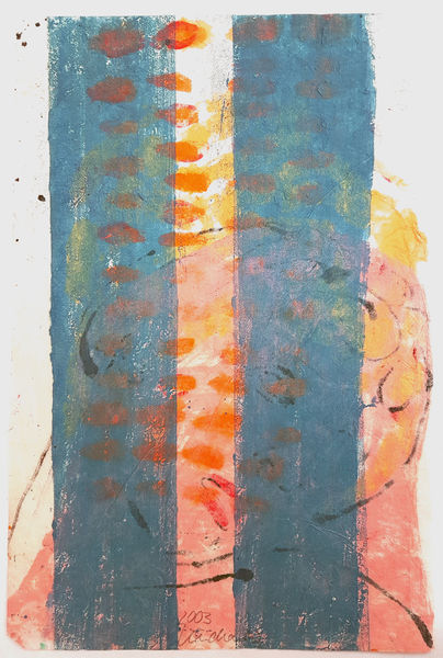 Bild Nr. 14049 — Ulrike Michaelis (1958-2015): Ohne Titel (2003)