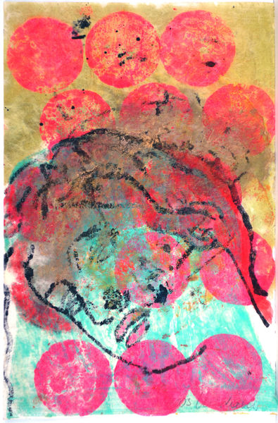 Bild Nr. 14055 — Ulrike Michaelis (1958-2015): Ohne Titel (2003)