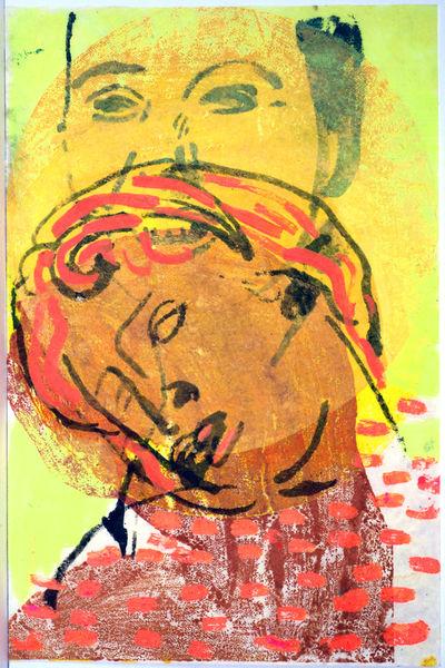 Bild Nr. 14056 — Ulrike Michaelis (1958-2015): Ohne Titel (2003)