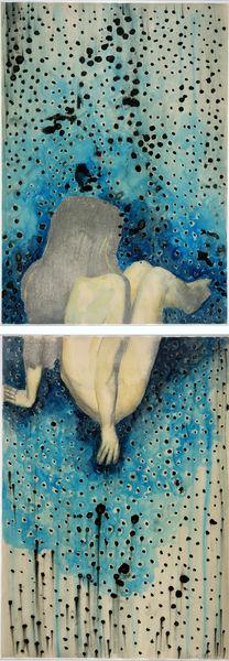 Bild Nr. 14405 — Ulrike Michaelis (1958-2015): Ohne Titel (Sabine II) (2011)