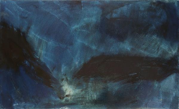 Bild Nr. 14457 — Robert Weissenbacher (*1983): Die Nacht. (2017)