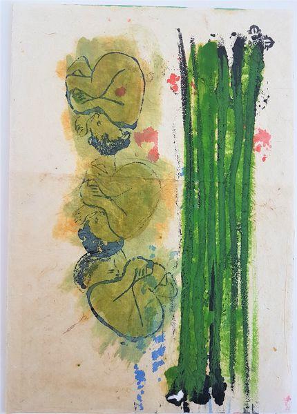 Bild Nr. 14907 — Ulrike Michaelis (1958-2015): Ohne Titel