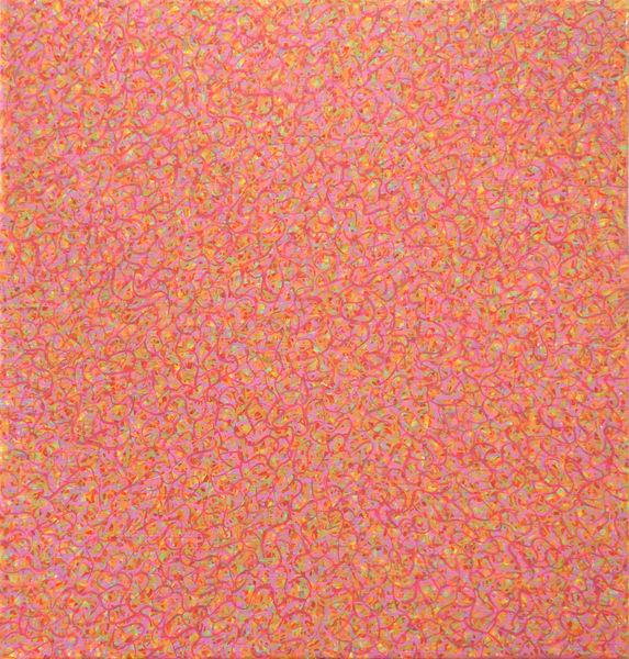 Bild Nr. 15172 — Paolo Iacchetti (*1953): Numerazione ottica (2016)