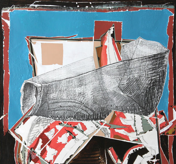 Bild Nr. 15562 — Andrea Lein (*1959): Wundertüte (2018)