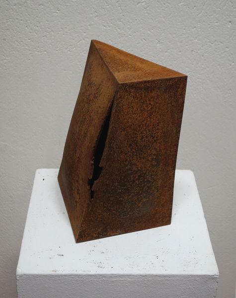 Bild Nr. 15583 — Clemens Hutter (*1984): Eiswürfel