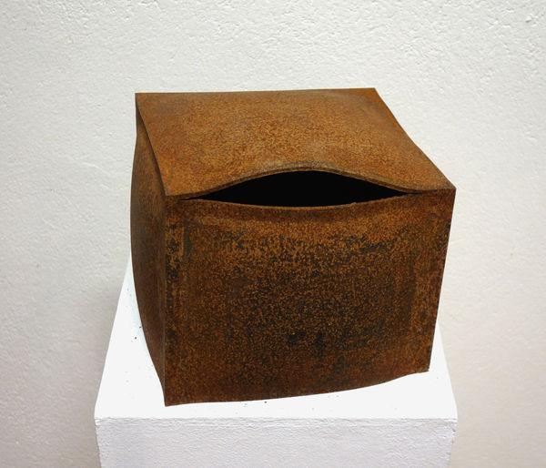 Bild Nr. 15591 — Clemens Hutter (*1984): Eiswürfel