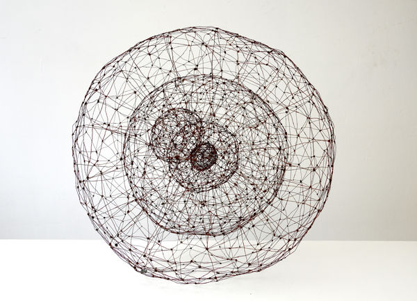 Bild Nr. 15641 — Angelika Summa (*1952): Skulpton (2018)