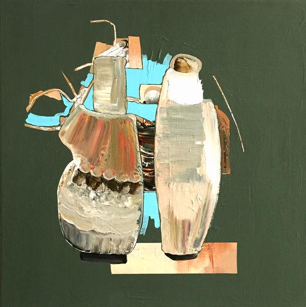 Bild Nr. 15880 — Andrea Lein (*1959): Dinge (2019)