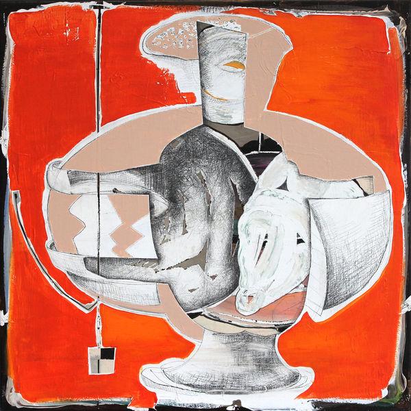 Bild Nr. 15883 — Andrea Lein (*1959): Platzhalter (2019)