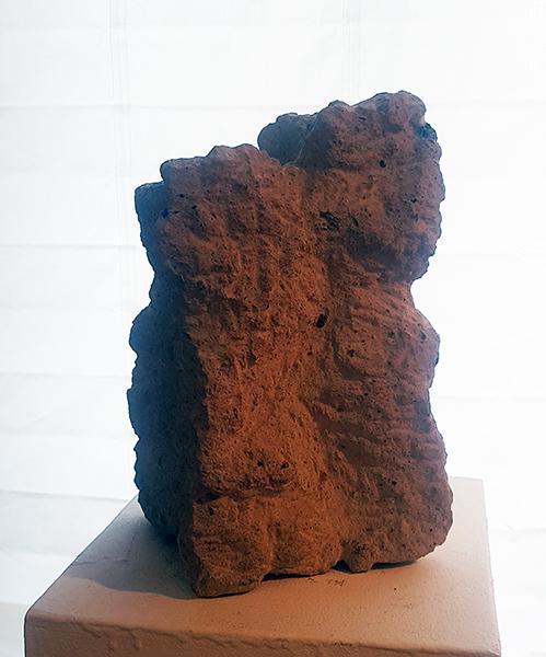 Bild Nr. 16267 — Bernhard Müller-Feyen (1931-2004): Ohne Titel (Archetypus) (um 1992)