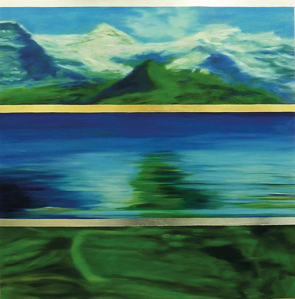Bild Nr. 16311 — Dirk Klose (*1965): Global Nature-Eiger, Mönch, Jungford/Milford Sound (2019)