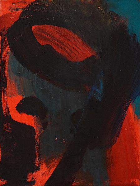 Bild Nr. 16337 — Robert Weissenbacher (*1983): Maskenbild (2019)