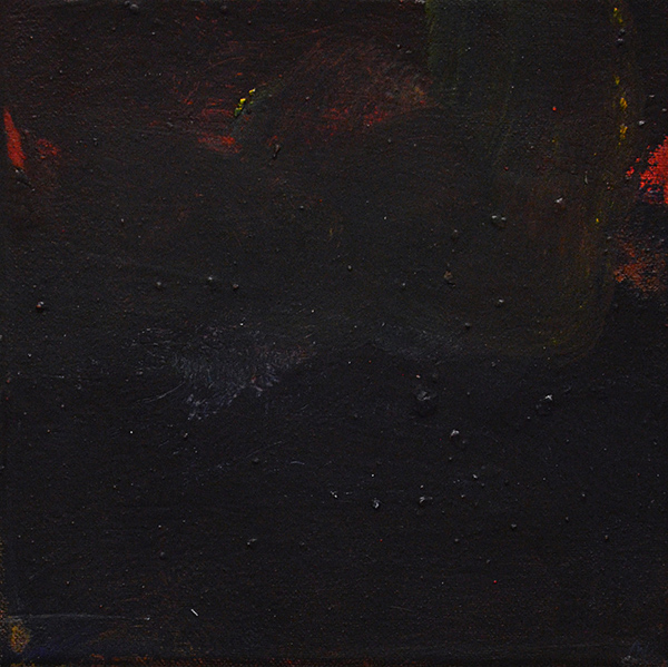 Bild Nr. 16339 — Robert Weissenbacher (*1983): Nachts (2019)
