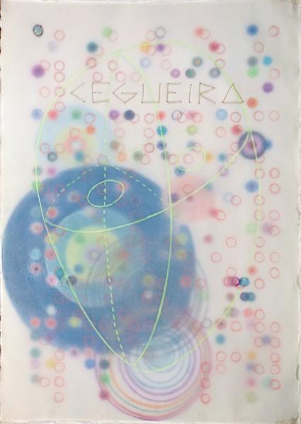 Bild Nr. 16342 — Rosario Rebello de Andrade (*1953): CEGUEIRA (2014)