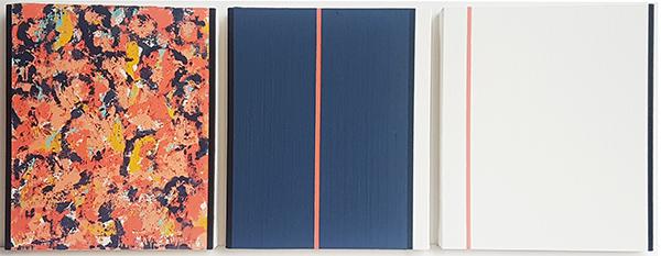 Bild Nr. 16380 — Ernst Wolf (*1948): Gleichzeit 2/19 (2019)
