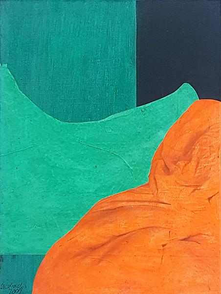 Bild Nr. 16385 — Ulrike Michaelis (1958-2015): Ohne Titel (2009)