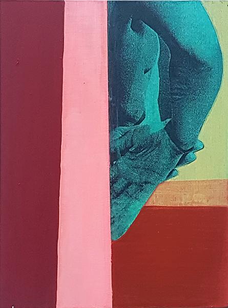 Bild Nr. 16386 — Ulrike Michaelis (1958-2015): Passion (2011)