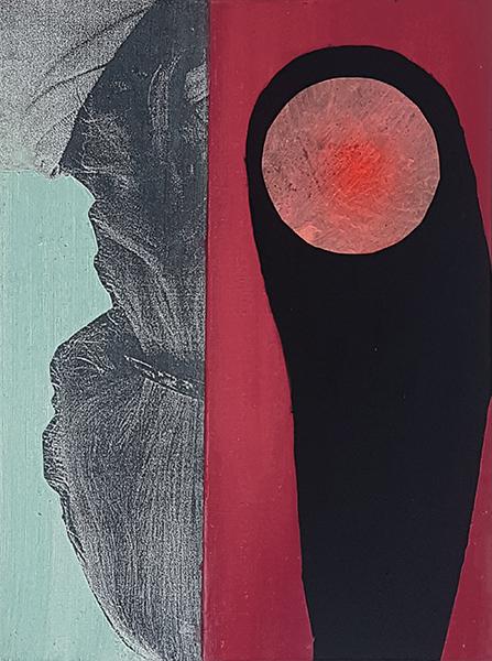 Bild Nr. 16387 — Ulrike Michaelis (1958-2015): Ohne Titel
