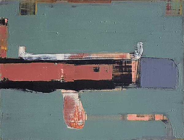 Bild Nr. 16389 — Ernst Wolf (*1948): Ohne Titel 21/02