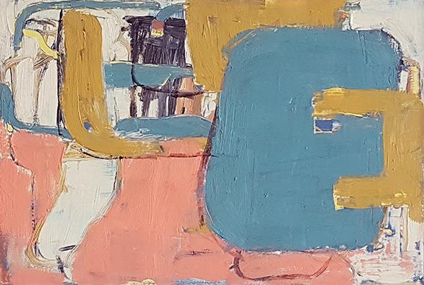 Bild Nr. 16390 — Ernst Wolf (*1948): Ohne Titel 12/03