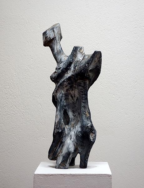 Bild Nr. 17082 — Hartmut Hornung (*1952): Ohne Titel (2020)