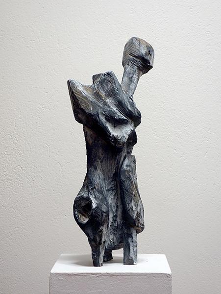 Bild Nr. 17083 — Hartmut Hornung (*1952): Ohne Titel (2020)