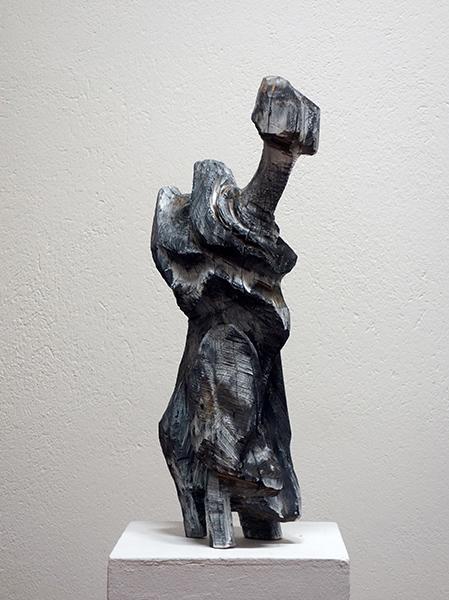 Bild Nr. 17084 — Hartmut Hornung (*1952): Ohne Titel (2020)