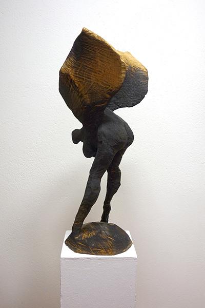 Bild Nr. 17094 — Hartmut Hornung (*1952): Der Start (2012)