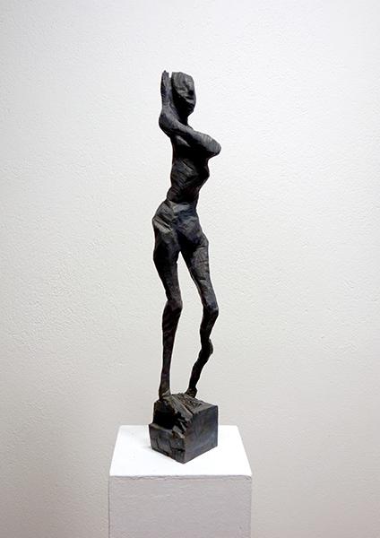 Bild Nr. 17103 — Hartmut Hornung (*1952): Tänzerin (2017)