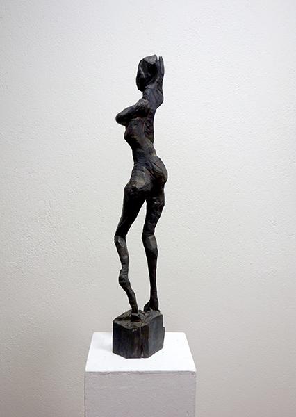 Bild Nr. 17105 — Hartmut Hornung (*1952): Tänzerin (2017)