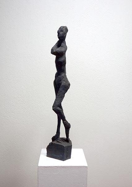 Bild Nr. 17106 — Hartmut Hornung (*1952): Tänzerin (2017)