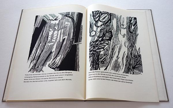 Bild Nr. 17114 — Hans Orlowski (1894-1967): Orpheus und Eurydice
