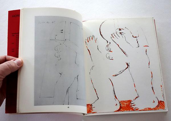 Bild Nr. 17121 — Horst Antes (*1936): Antes - Loth (Ausstellungskatalog Altes Theater Ravensburg 20. Februar bis 13. März 1966)