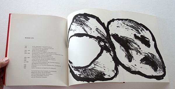 Bild Nr. 17123 — Horst Antes (*1936): Antes - Loth (Ausstellungskatalog Altes Theater Ravensburg 20. Februar bis 13. März 1966)
