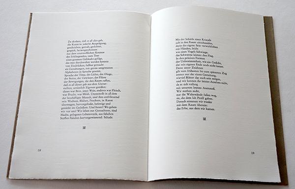 Bild Nr. 17142 — Werner Helwig: Letzte Gedichte
