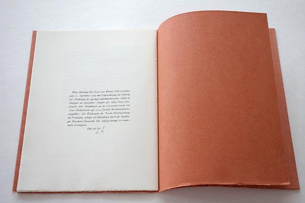 Bild Nr. 17154 — Werner Höll (1898-1984): Monolog über Kunst. Aus den Tagebüchern des Künstlers