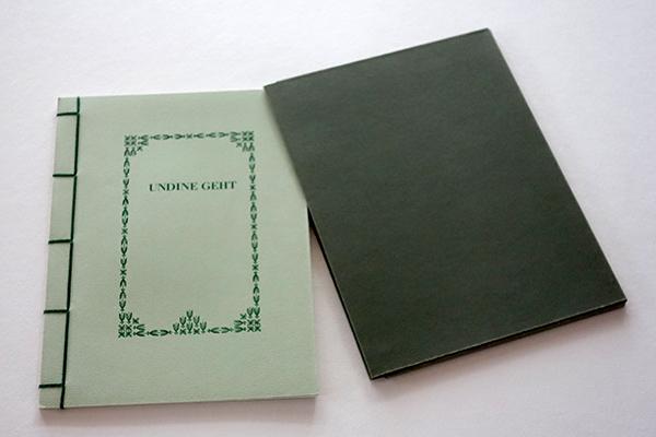 Bild Nr. 17155 — Ingeborg Bachmann: Undine Geht